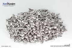 Висмут металлический гранулированный, 99.98%