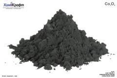 Кобальта (II,III) оксид, 99.99% (осч 9-2)