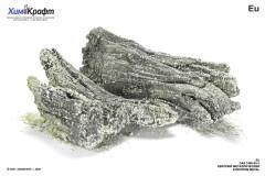 Европий металлический, 99.8% (ЕвМ-1)