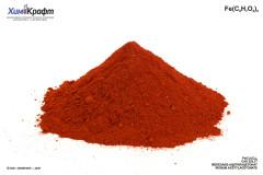 Железа (III) ацетилацетонат, 99% (ч)