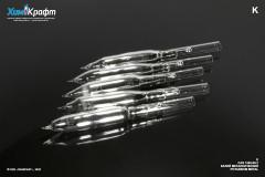 Калий металлический, ампула с разбиваемым клапаном (10г нетто), 99,99%