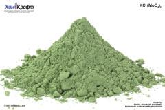 Калия-Хрома (III) молибдат, 98% (ч)