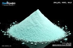 Аммония-Никеля(II) сульфат гексагидрат, 99.5% (хч)
