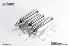 Рубидий металлический, ампула 2г нетто (99,99+%)