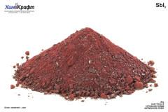 Сурьмы (III) иодид, 99% (ч)