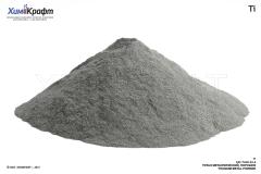 Титан металлический порошок, 99% (ПТМ-1)