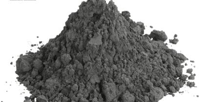 Бор кристаллический чёрный, 99%