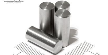 Бериллий металлический 99,9% (22х9мм стержни)