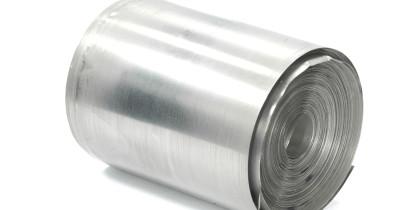 Молибден металлический фольга, 99.9% (МЧ)