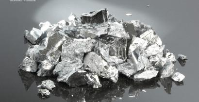Сурьма металлическая, 99,995% (Су000)
