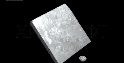 Кремний монокристаллический плитка, 99.999%