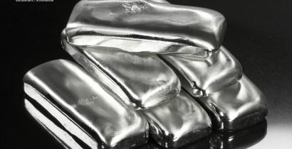 Олово металлическое слитки, 99.999% (ОВЧ-000)