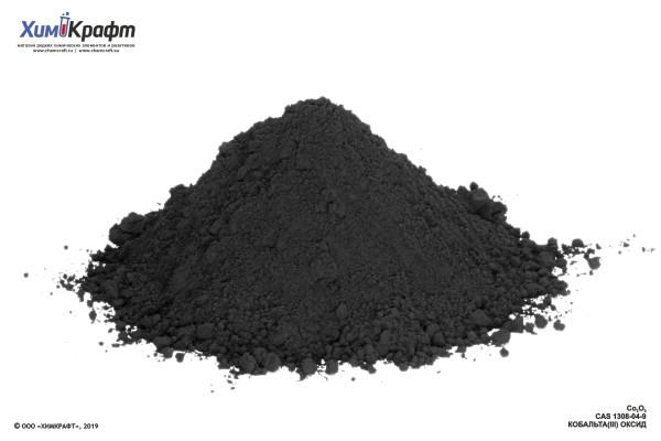 Кобальта (III) оксид, 99% (чда)