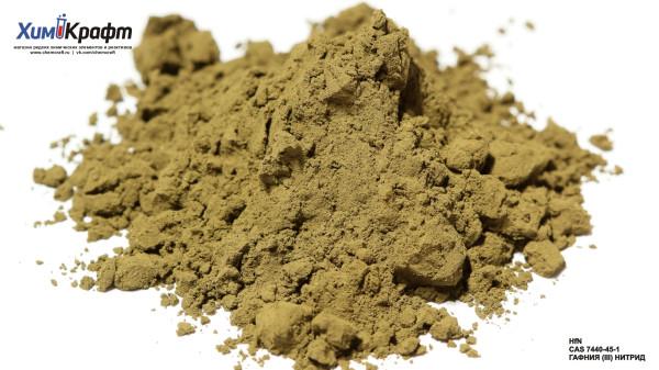 Гафния (III) нитрид, 99% (ч)
