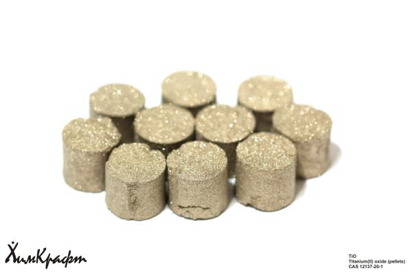 Титана (II) оксид (таблетки), 99%