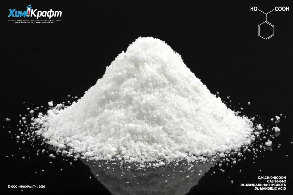 dl-Миндальная кислота, 99.5% (чда)