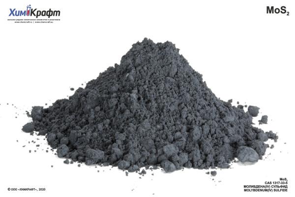 Молибдена (IV) сульфид, 99% (ч)