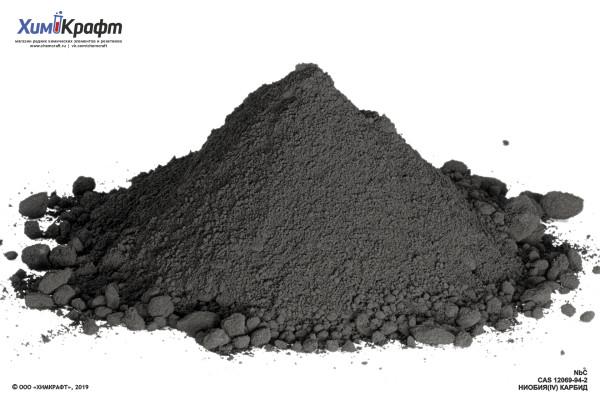 Ниобия (IV) карбид, 98%