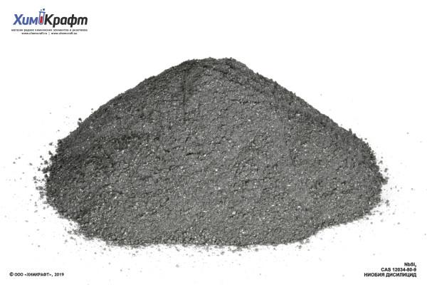 Ниобия дисилицид, 99% (ч)