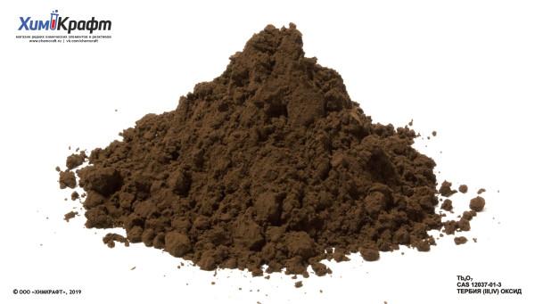 Тербия (III,IV) оксид, 99,98% (ТбО-Ж)