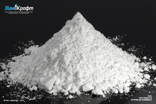 Иттрия (III) алюминат, 99.9% (осч 11-2)