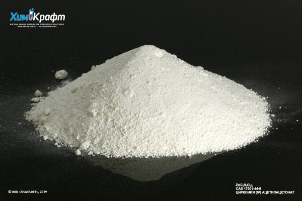 Циркония (IV) ацетилацетонат, 98% (ч)