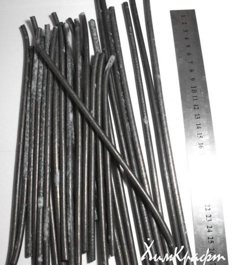 Иттрий металлический (стержни), 99.9% (ИтМ-1)